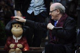 ¿Cómo tuvo Quino la idea de dibujar Mafalda?