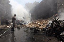 Al menos nueve muertos por los ataques aéreos sobre la provincia siria de Idleb