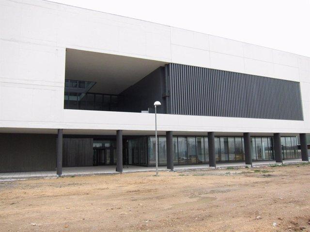 Aulario-Biblioteca Del Campus Miguel Delibes De La Universidad De Valladolid