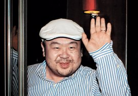 Malasia confirma la identidad del hermanastro de Kim Jong Un