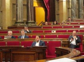 Junqueras descarta elecciones y prevé que la independencia llegue al Tribunal de La Haya