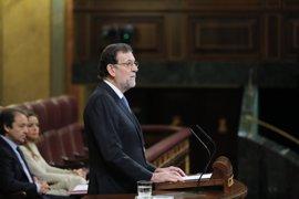 Rajoy pide en el Congreso unidad para fortalecer la UE frente al populismo o el proteccionismo