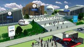 UNIR celebra su Feria Virtual de Empleo 2017 con más de 100 empresas