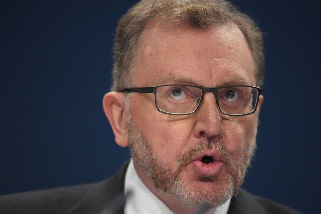 El ministro británico para Escocia, David Mundell