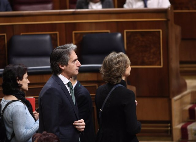 Iñigo De la Serna e Isabel García Tejerina