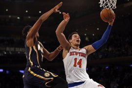 Willy y Abrines brillan en los triunfos de Knicks y Thunder