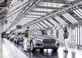 Audi aportó 918 millones al resultado de su matriz Volkswagen, un 66% menos