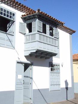 Casa típica en La Gomera