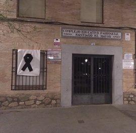 La Junta ofrece ayuda psicológica a la familia de la fallecida golpeada por una rama en Toledo y a su centro escolar