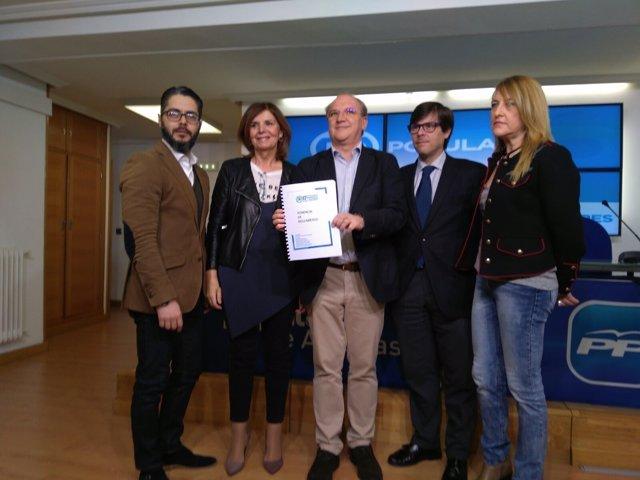 Ponencia del Reglamento del PP de Asturias