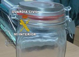 Dos investigados acusados de vender marihuana a menores en Jaén con los que quedaban a través de una red social