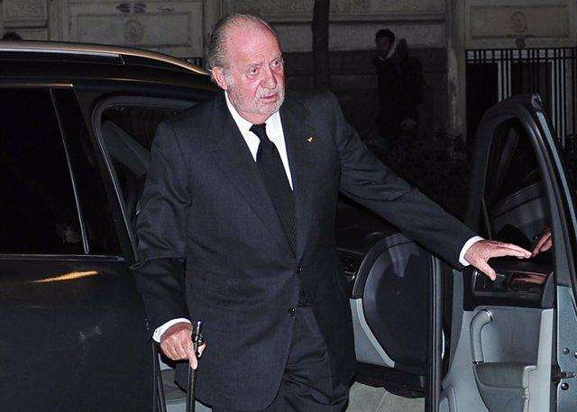 El Rey Juan Carlos/ Javier Gálvez