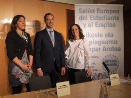 Más de 70 expositores participarán en el Salón Europeo del Estudiante y el Empleo