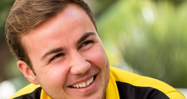 Mario Gotze (Borussia Dortmund)