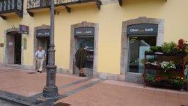 Liberbank aumenta cerca del 45% el volumen de crédito al consumo en Asturias en 2016