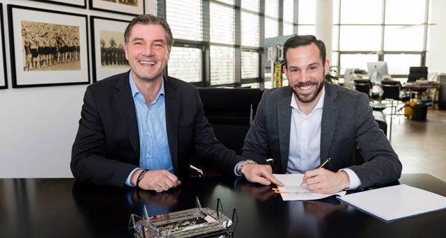 Gonzalo Castro renueva con el Borussia Dortmund