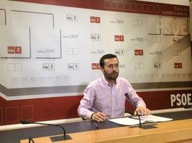 """PSOE C-LM replica al """"pitoniso"""" Núñez que el """"cronograma"""" del hospital de Toledo fija su apertura en noviembre de 2019"""
