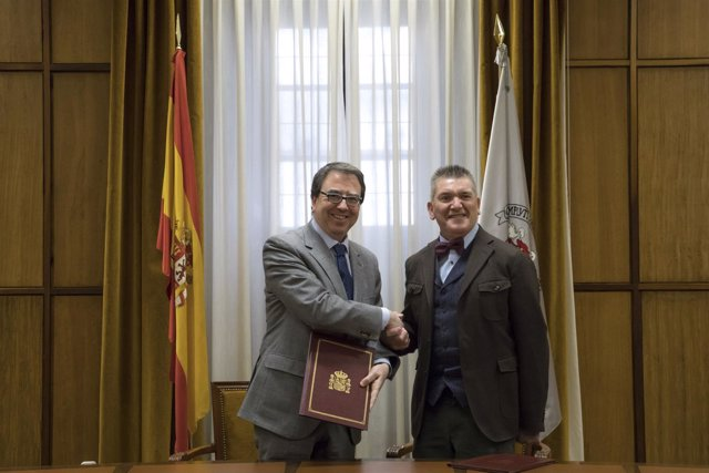 Convenio De Colaboración Entre La Universidad De Alcalá Y La Asociación De Empre