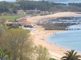 Santander solicita a Costas el relleno de las playas de La Magdalena y Los Peligros para Semana Santa