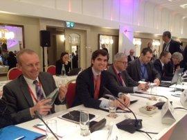 González Castaño participa en la reunión de responsables del Deporte de la UE en Malta