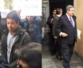 Cascos dice ante la juez sentirse afectado en su honor con las declaraciones de Segundo González (Podemos)