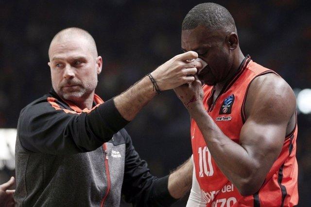 Romain Sato (Valencia Basket)