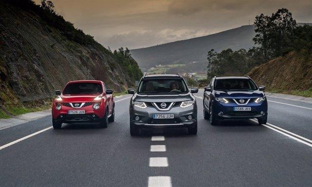 Crossover de Nissan