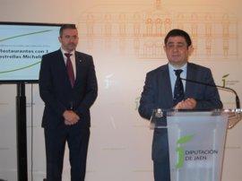 Un total de 86 restaurantes con tres estrellas Michelín reciben los mejores aceites de la provincia de Jaén