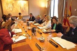 Las Cortes de Aragón empezarán a tramitar los Presupuestos en los próximos días