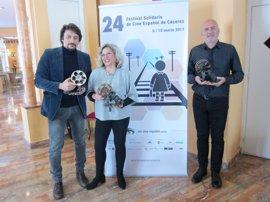 Roberto Álamo, Laia Marull, Koldo Serra y Petra Martínez, premios San Pancracio del Festival de Cine de Cáceres