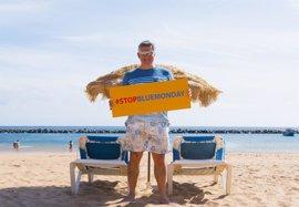 'Stop Blue Monday', de Turismo de Canarias, la mejor campaña internacional de 2016 para The Travel Marketing Awards