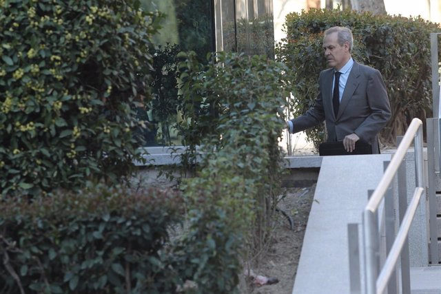 El exdirector general de Supervisión del Banco de España Jerónimo Martínez Tello