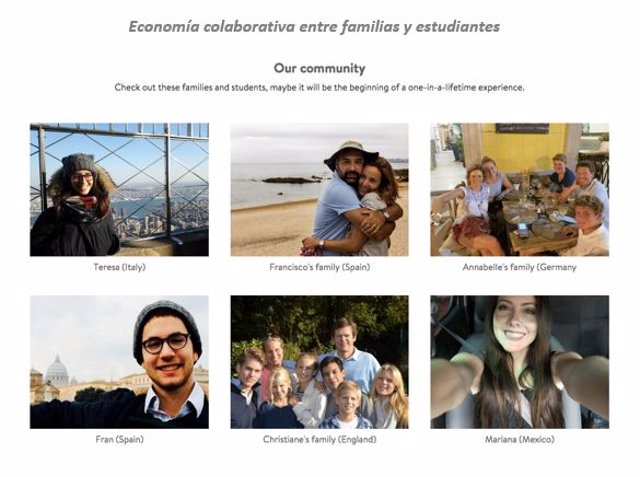 Comunidad Via Families