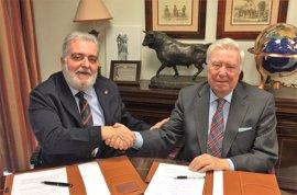 Fundación Caja Rural del Sur apoya al Real Club de Enganches con acciones como la exhibición previa a la Feria de Abril