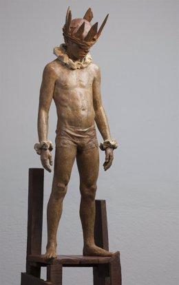 La obra ganadora del 52 Premio Reina Sofía de Pintura y Escultura, 'Hamlet'