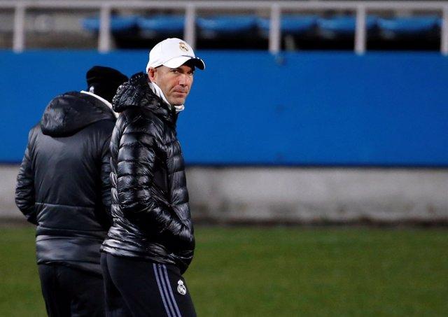 Zinedine Zidane Mundial Clubes Japón