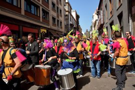 Un centro ocupacional de Tenerife utiliza la música como terapia para personas con discapacidad intelectual