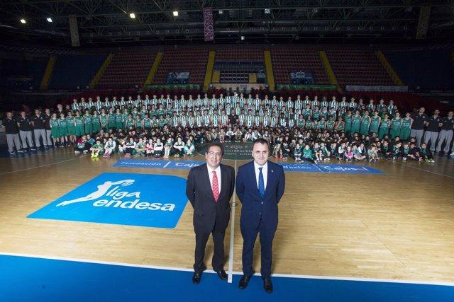 Fundación Cajasol mantiene su compromiso con el Real Betis Energía Plus