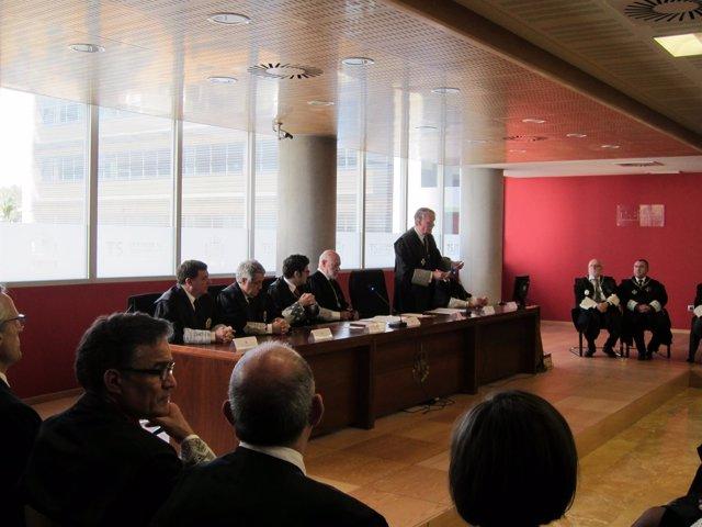 El fiscal general del Estado en toma de posesión de Díaz Manzanera