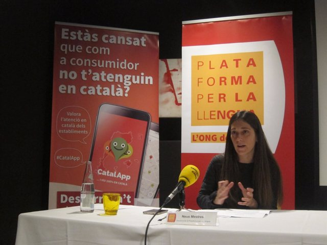 Lanzan una app para valorar el uso del catalán