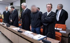 Condenados a penas de cárcel cuatro miembros de un grupo de extrema derecha alemán