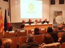 Presentación del proyecto GPS Tourism