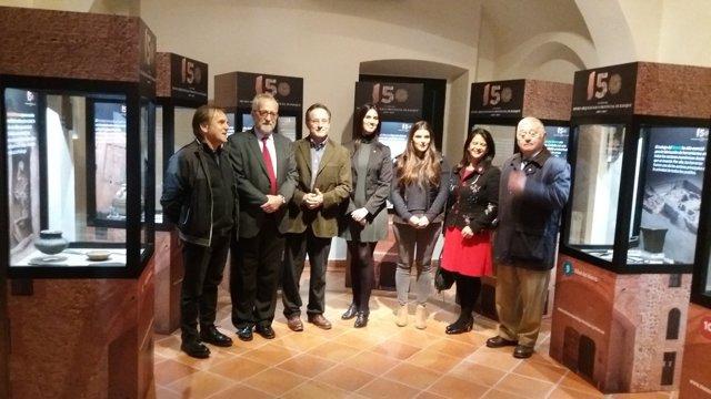 Inauguración en el Museo Arqueológico Provincial de Badajoz