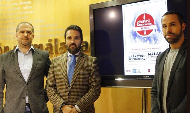 Presentación Gatromarketing Diputación