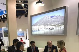 El Ayuntamiento de Marbella busca en Moscú impulsar las inversiones inmobiliarias y captar más turistas rusos