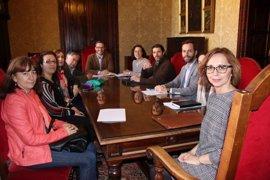 Celebrada la primera reunión de seguimiento del Pacto Local por la Ocupación
