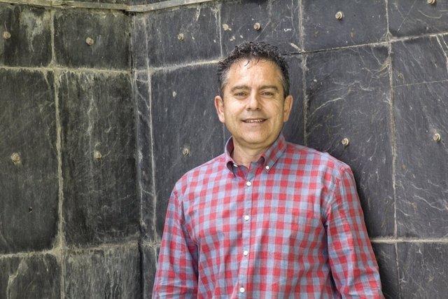 El secretario general de la Federación de Enseñanza de CCOO-A, Diego Molina