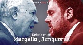 Margallo debatirá con Artur Mas el martes en Madrid, año y medio después de su 'cara a cara' con Junqueras