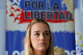 Lilian Tintori acusa al Gobierno de Ecuador de prohibirle la entrada en el país