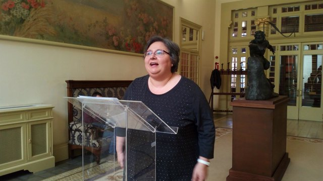 La diputada del Grupo Mixto Montserrat Seijas
